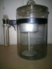 Hi i also have this coffee pot. Vintage Pyrex 7829b Flameware 9 Cup Percolator Coffee Pot Lid For Sale Online