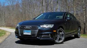black audi a4 interior. 2017 audi a4 has more going on than meets the eye black interior t