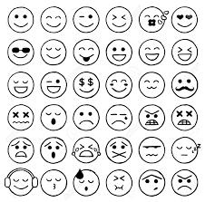 スマイリー アイコン絵文字顔の表情インターネット