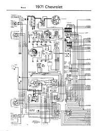 1971 chevelle wiring diagram 1971 wiring diagrams online