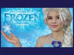 disney s frozen elsa makeup tutorial kittiesmama