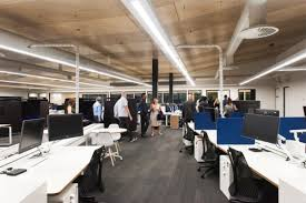 coworking spaces open offices and collaborative work arrangements u2013 these trends are making headlines right now but so too is the pushback office l94 office
