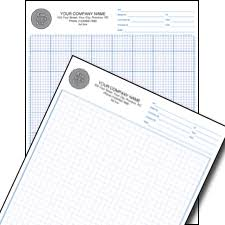 Graph Paper Pad Ruled 1 4 Or 1 8 Graph Paper Action