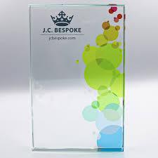 Bespoke Award Design Jc Bespoke Express Bespoke Glass Award
