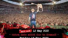 Media posted by Ticketmaster Ireland
