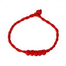 Worldwide Free Shipping <b>Polyester Kabbalah Red String Braided</b> ...