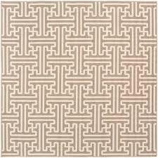 9 square camel and cream indoor outdoor rug alfresco furniture 9x9 area rugs contemporary fl indoor outdoor area rug 8 9 square 9x9 rugs