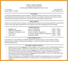 Resume Summary Statement Awesome Example Resume Summary Statement Resume Impact Statement Examples