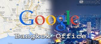 google office contact. google bangkok office contact e
