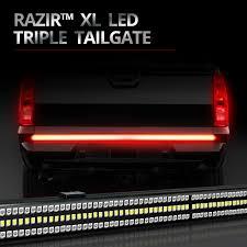 Tailgate Brake Light Razir Xl Backbone Beam Led Tailgate Light Bar
