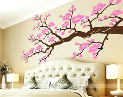 wall decal cherry blossom tree cherry blossom branches wall stickers cherry  blossom branches wall stickers wall .