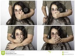 Hombre Violento Que Silencia Un Womanin Un Concepto De Violencia En El  Hogar Imagen de archivo - Imagen de womanin, violento: 106712417
