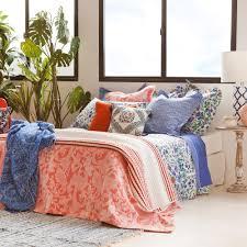 c paisley jacquard bedspread zara home