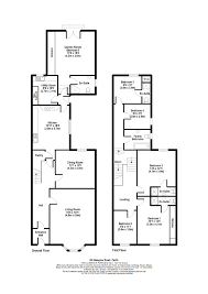 ... Bed Semi Detached House Glasgow Road Perth Premier Double Storey Floor  Plan Single Layout Glasg Full