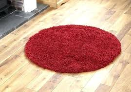 fresh large circle rug for red circle rug red round area rugs pare s on ping