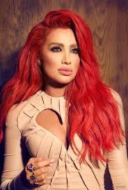 inspiration makeup red hair