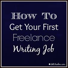 how to get your first lance writing job mba sahm lance writing is one of the best work from home jobs and it s way