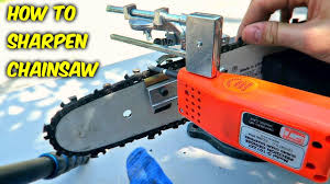 best chainsaw. best chainsaw sharpener e
