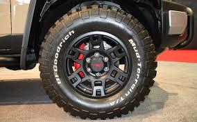 TRD Pro wheels - Toyota FJ Cruiser Forum