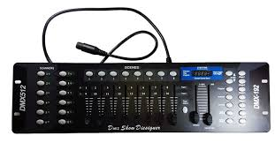 Dmx Lighting Controller Programming Part 1 Vrct Dmx512 Controller Lighting Control With 1 Dmx Cable