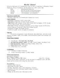Resume With Salary History Requirements On Sample And
