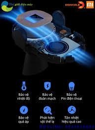 Đế giữ tự động kiêm sạc không dây 20w ô tô Xiaomi Thế giới điện máy