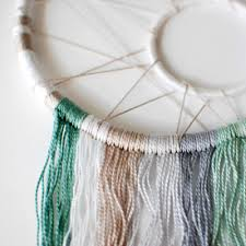 Dream Catchers How To Make Them Magnificent Make A Modern Dreamcatcher