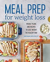 meal prep for weight loss weekly plans