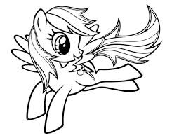 Printable My Little Pony Coloring Pages For Kids Kids Adult