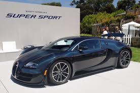 Monterey 2010: Bugatti Veyron 16.4 Super Sport Photo Gallery ...