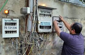 generator owners still defying meter law news news the a man inspects a fuse box in beirut s southern suburb the daily star hasan shaaban