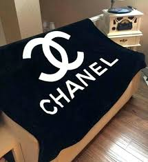 coco chanel comforter set home accessories decor