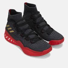 adidas basketball shoes 2017. 811933 adidas crazy explosive 2017 primeknit basketball shoe, shoes h