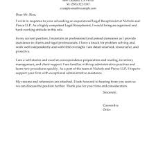 Cover Letters For Government Jobs Job Cover Letter Examples Cover