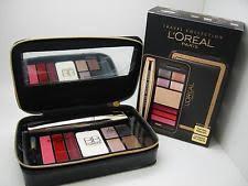 loreal couture madame make up palette mascara med bb powder 4 shadows 3