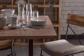 industrial style furniture. Toby Industrial Style Dining Table Furniture F