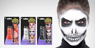 halloween makeup kit for kids. set princess makeup cream grease face paint halloween kit for kids n