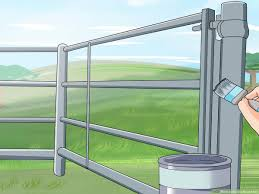 How To Build A Round Pen With Pictures Wikihow