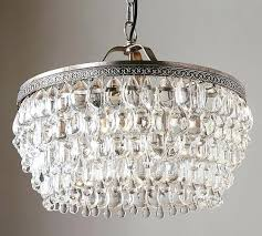 chandelier and pendant lighting pottery barn crystal drop round chandelier pottery barn chandeliers pendants led pendant