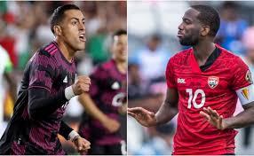 Mexico vs Trinidad and Tobago: Date ...