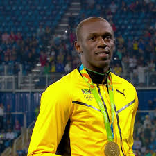 He hit the final home run of his career in his final at bat. Men S 100m Final Rio 2016 Replays