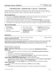 Copywriter Resume CDS Unique Copywriter Resume