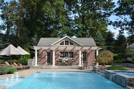 Small Pool House Plans - Home Building Plans | #7647