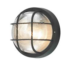 outdoor wall light black fast free delivery