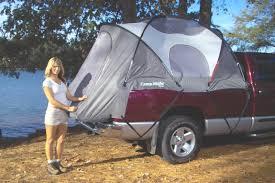 CampingExpress.net - Truck Tent full size long bed 8 foot