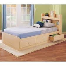 kids twin beds with storage.  Storage Bundle32 My Space Place Storage Twin Bed In Maple 4 Pieces In Kids Beds With