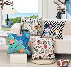 Decorative Sports Pillows