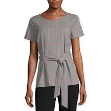 <b>Short Sleeve</b> Tops for <b>Women</b> - JCPenney