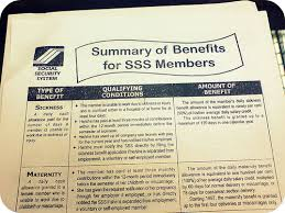 Sss Maternity Notification And Benefits Wifely Steps