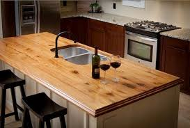 wunderbar reclaimed wood kitchen countertops design salvaged